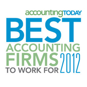 Best Accounting Firms 2012